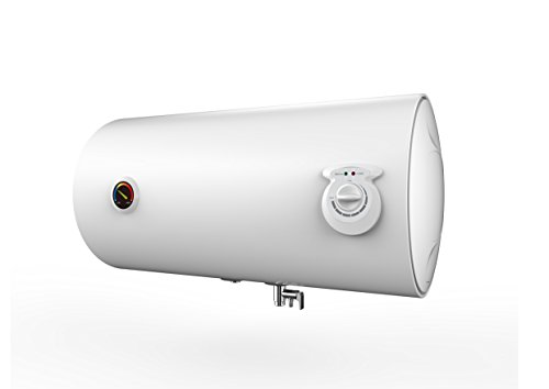 AMERICAN MICRONIC- 25 Litre Imported Horizontal Water Heater, 8 Bar pressure with Glass Lined Steel tank- AMI-WHH-25LDx