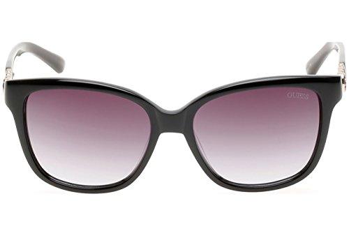Guess - Damensonnenbrille - GU7385 01B 56 - GU7385