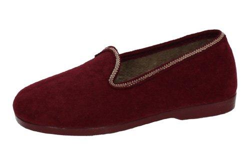 Chapines, Pantofole donna, (BURDEOS), 41