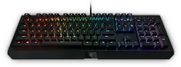 Razer BlackWidow X Chroma - Teclado mecánico gaming (retroiluminado RGB, estructura metálica...