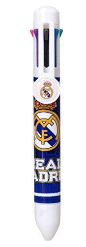 Real Madrid Boligrafo 8 Colores