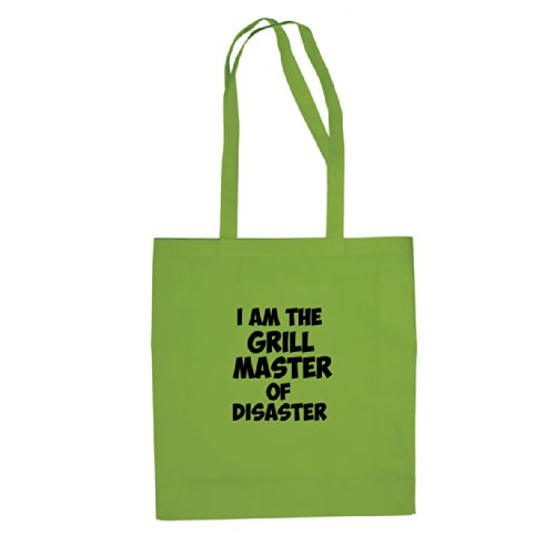 Beutel the Grill Stofftasche Hellgrün Disaster of am Master I F7zxqw0gF