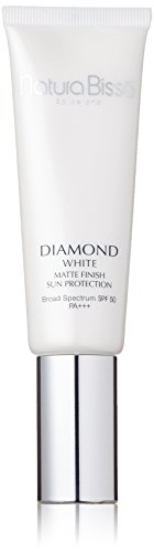 NATURA BISSÉ DIAMOND WHITE matte finish sun protection hands/neck SPF 50