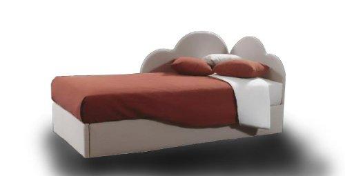 Ponti-Divani-RED-Divano-letto-singolo-con-letto-estraibile-Ecopelle-Rete-a-doghe-larghe-e-Materasso