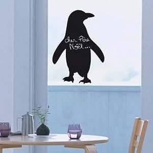 Cocoboheme - Pingouin - Sticker ardoise - Pingouin