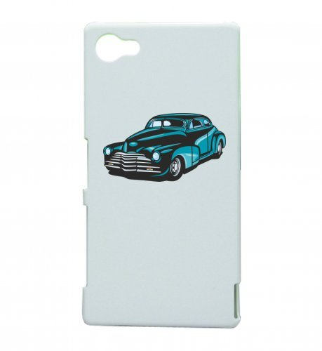 Smartphone Case Hot Rod Sport carrello auto d epoca Young Timer shellby Cobra GT muscel Car America Motiv 9788 per Apple Iphone 4/4S, 5/5S, 5 C, 6/6S, 7 & Samsung Galaxy S4, S5, S6, S