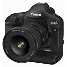 Canon EOS 1D Mark III Digital SLR Camera (Body Only)