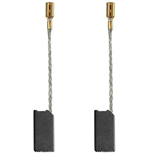 Preisvergleich Produktbild Kohlebürsten Kohlen für Flex L 1109 / L 1109 FE / L 1109 A / L 1503 VR / L 1506 VR / L 1509 / M 1509 mit Abschaltautomatik