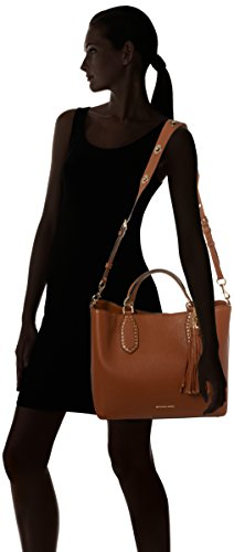 Michael Kors - Brooklyn Large, Borse Tote Donna Marrone (Luggage)