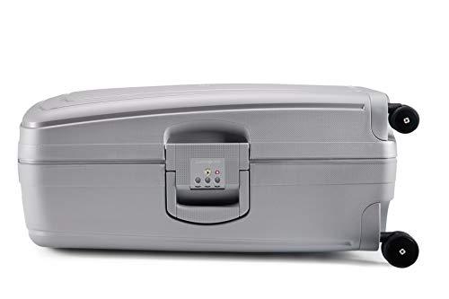 Samsonite S'Cure Spinner 69/25 Koffer, 69cm, 79 L, Silver - 12