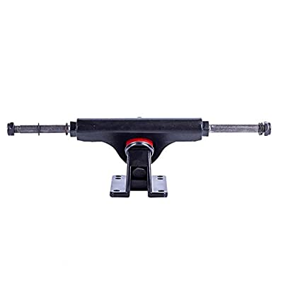 Szseven 7 Zoll-Aluminiumlegierungs-elektrischer Roller-Stand-Aluminiumlegierung Gewidmet Für Einzelantrieb-Doppelantrieb Durchlöcherte Elektromotor-271MM Skateboard-Klammer