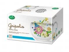 GRIPOLIS KIDS -Cold and Flu Natural Herbal Tea for Children/Kids. Can help against cold and fever, 20 bags