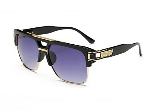 (Viola) Sonnenbrillen Männer Frauen Unisex polarisierte UV400 Modell James (Mädchen Basketball Kostüm Spieler)