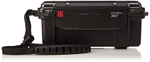 UK Lights Ultrabox 307 Coffre Noir 20 cm 0,8 l