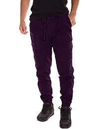 Ginli Pantaloni Sportivi Pantaloni Larghi Casual Jogger Dance Sportwear  Baggy 32b18f7628f8