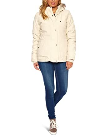 Bench Damen Jacke Jacke Raslo Beige (oatmeal) Medium