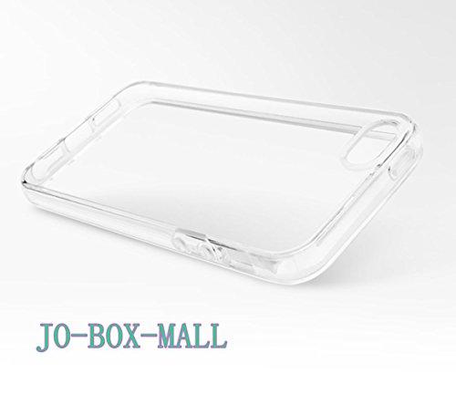 JO-BOX-MALL IPhone 5 Case/ IPhone 5S Case /IPhone Se Case TPU Clear Back Cove...