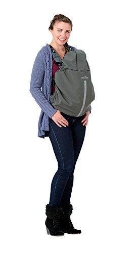 Amazonas Softshell Cover funda térmica para mochila portabebé