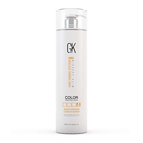 Gkhair Couleur protection Après-shampoing hydratant, 1000 ml