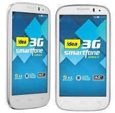 Idea 3G smartfone Aurus 4 Idea Aurus 4