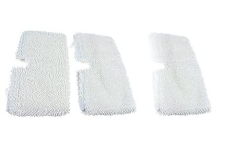 Shark Compatible Steam Cleaner Microfibre All purpose Cleaning Pads S3501, S3601, S 3 by BuyPart