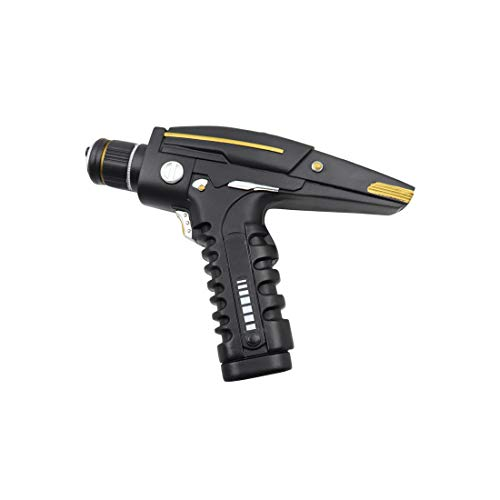 Hpparty Star Trek Discovery Resin Phaser Figuren Replica Gun Type II Kit Halloween Props