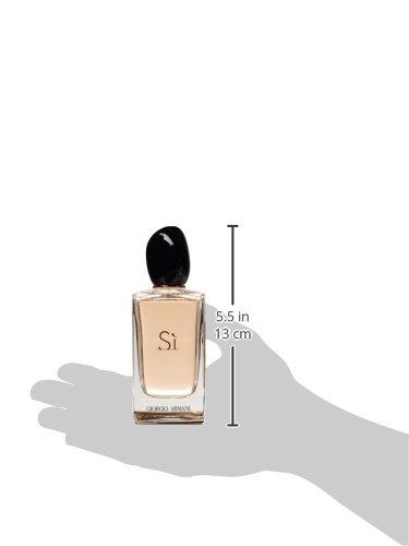 Sì By Giorgio Armani Eau de Parfum spray for Women 100 ml