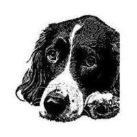 """Dog Sticker Decal Notebook Car Laptop Compatible with Apple MacBook Pro Air 11"""" 12"""" 13"""" 15"""""""