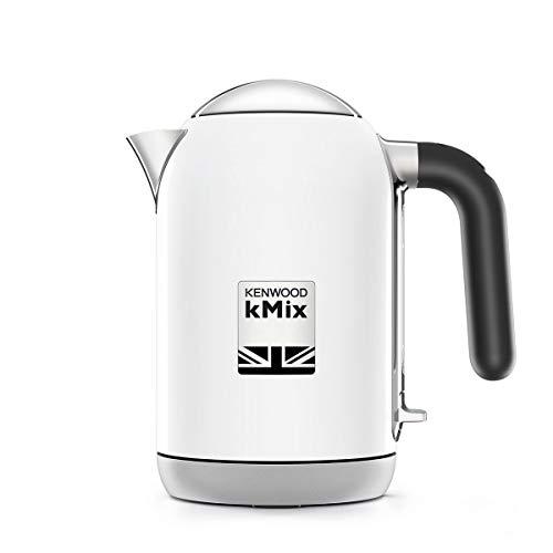 Kenwood kMix ZJX650WH Wasserkocher (2200 W, 1 l) weiß