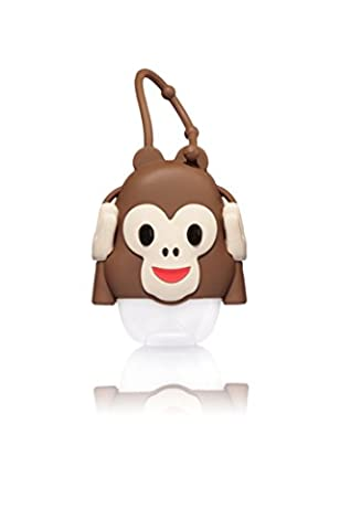 Bath & Body Works PocketBac Holder Hear No Evil Monkey Emoji