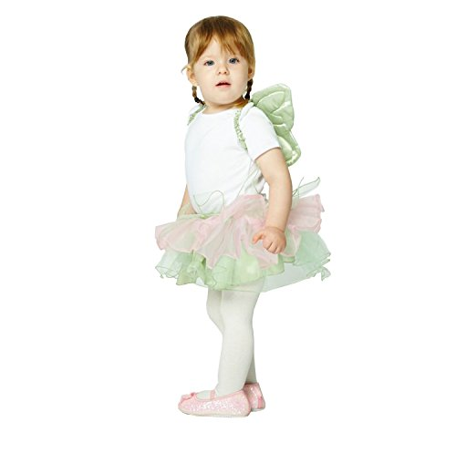 Amscan x-DCTIN03-12 Disney Peter Pan Kinderkostümset Tinkerbell, 62-80 -