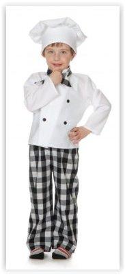 Imagen de disfraz infantil de cocinero 3 5 años