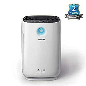 Philips 2000 Series AeraSense AC2887/20 60-Watt Air Purifier (White)