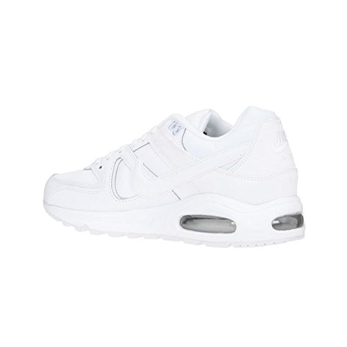 NIKE Baskets Air Max Command Leather Chaussures Homme 41 - Taille - 41 Blanc