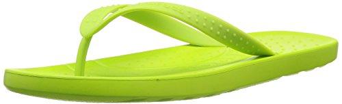 Crocodilos Chawaiiflip Verde Unisexo-adulto Toe Trenner (volts Verde)