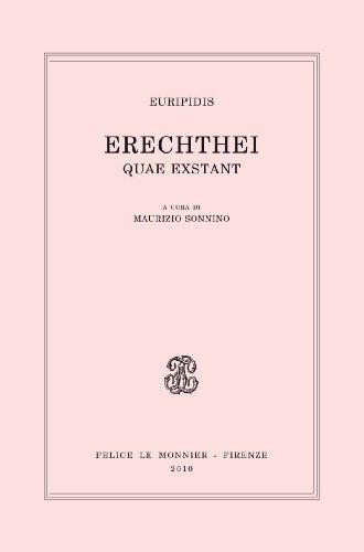 Euripidis. Erechthei quae exstant