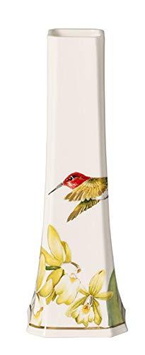 Villeroy & Boch Amazonia Gifts Vase Soliflor, Porzellan Bone China, Mehrfarbig China Vase