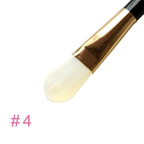 LianLe®1PCS Pinceau Brosse Blush Fard à Joues Fond de Teint Poudre Libre Maquillage