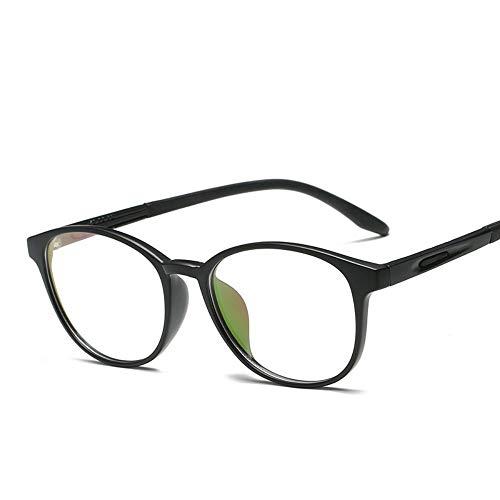 XCYQ Brillengestell Frauen Brillengestell Blu-Ray Brillen Vintage Eyewear Spectacle Frame, D