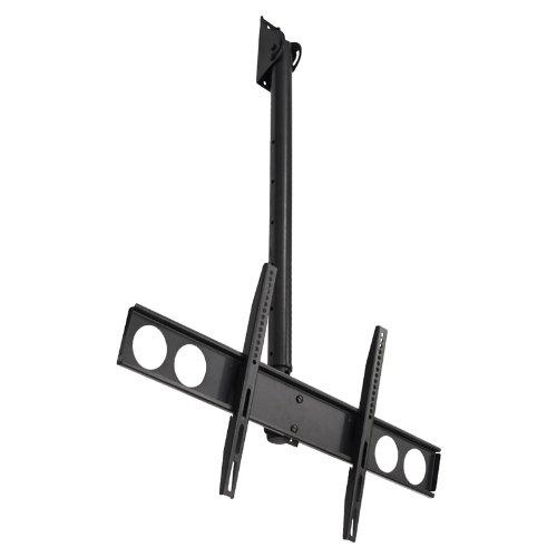 auna TV-Decken- und Wandhalterung Universal neigbar +15/-15° bis 50kg - 43 bis 107cm (32 bis 60 Zoll)
