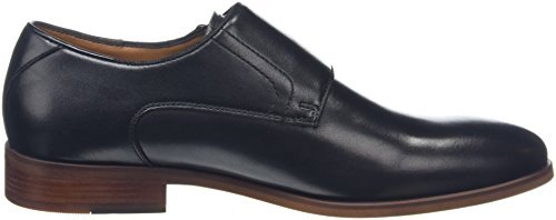 Aldo Colza, Mocassini Uomo Nero (Black Leather / 97)