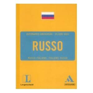 Langenscheidt. Russo. Russo-italiano, italiano-rus