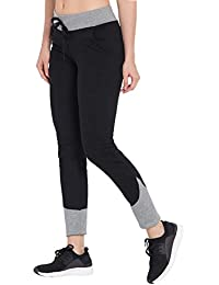 Cliths Women's Slim Fit Trackpants