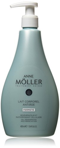 Anne Möller Lozione Anti-Imperfezioni, Lait Corporel Anti-Âge, 400 ml