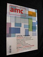 AMC, le Moniteur architecture, 155, octobre 2005 : Spécial tertiaire