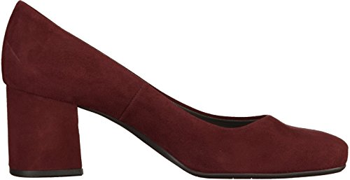 Peter Kaiser 54801 Damen Pumps Rot(Dunkelrot)