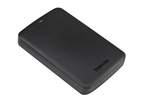 Toshiba Canvio Basic HDTB330AK3CA 3TB External Hard Drive Black Price in India