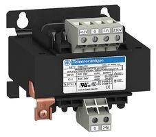 Schneider ABT7ESM025B Sicherheits- und Trenntransformator, E: 230 Vac, A: 1x 24 Vac, 250 VA -