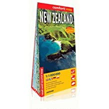 Nouvelle-Zélande : 1/1M