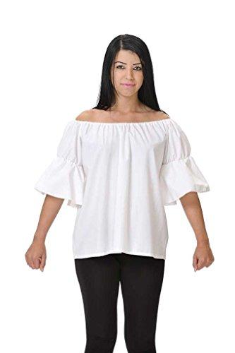 Camisa de tabernera medieval
